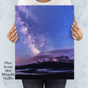Scenic Point Milky Way Print