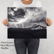 A Storm From Heaven Photo Print